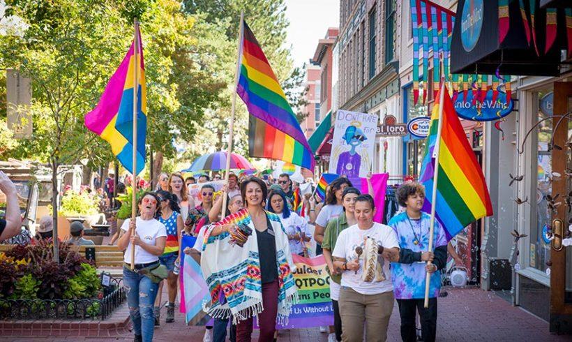 Boulder Pridefest 2019