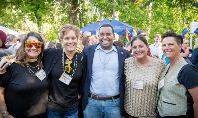 15th Annual Out Boulder County Garden Party
