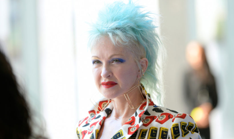 Cyndi Lauper to Receive First High Note Global Prize for Work in LGBTQ Advocacy