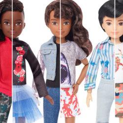 Mattel Launches Line of Gender-Neutral Dolls