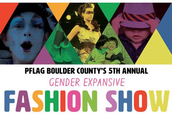 PFLAG/TYES Gender Expansive Fashion Show