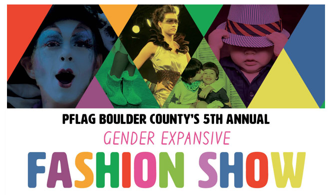 PFLAG/TYES Gender Expansive Fashion Show