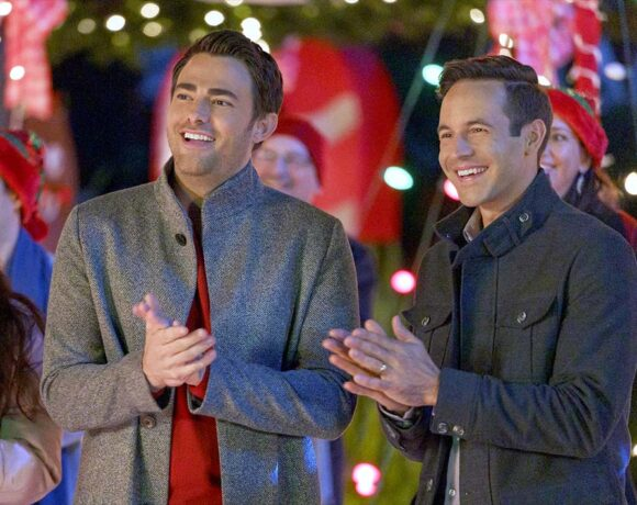Hallmark's First LGBTQ Holiday Movie