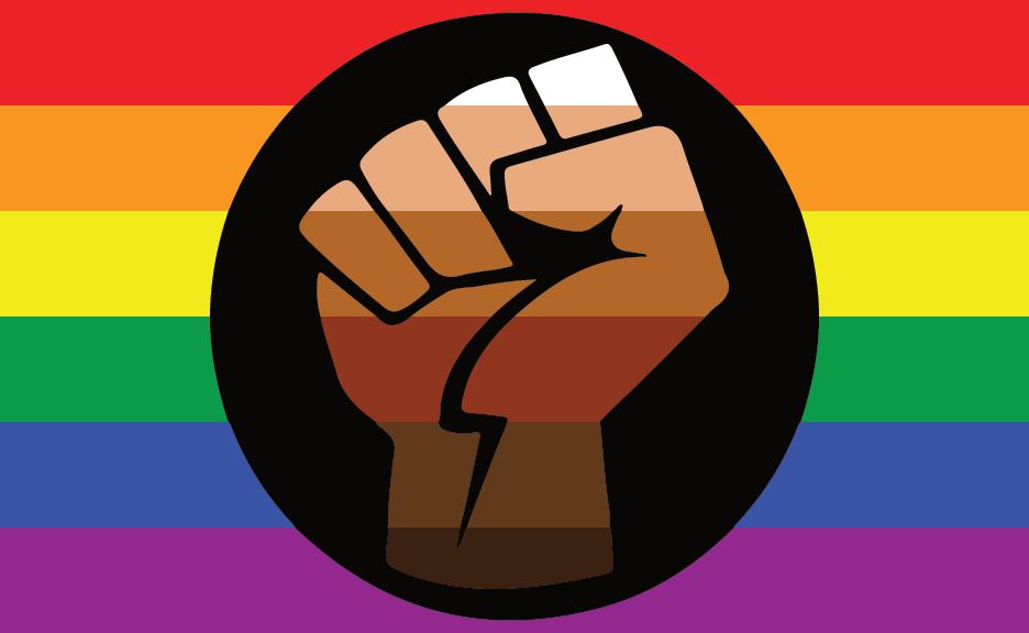 QPOC Pride Flag