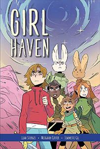 Girl Haven by Lilah Sturges, Meaghan Carter