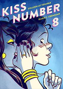 Kiss Number 8 by Ellen T. Crenshaw, Colleen AF Venable