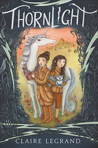Thornlight by Claire Legrand